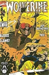 Click here to enlarge image and see more about item J2110: Wolverine - Marvel comics -# 35  Jan. 1991