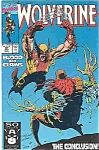 Wolverine - Marvel comics - # 37  March 1991