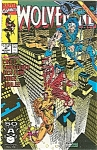 Wolverine - Marvel comics - # 42 Late July 1991