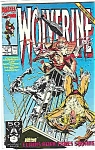 Wolverine - Marvel comics - # 45  Sept. 1991
