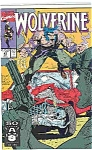 Wolverine - Marvel comics = #47 Oct. 1991