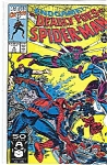 Spiderman - marvelcomics   # 4  August  1991