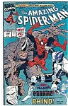 Spider-Man - Marvel comics - # 344 Feb. 1991