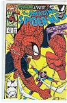 Spiderman - Marvel comics - # 345 March 1991