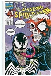 Click here to enlarge image and see more about item J2134: Spider-Man - Marvel comics - #347  May 1991
