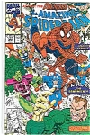 Click here to enlarge image and see more about item J2135: Spider-Man -  Marvel comics - # 348  June 1991