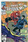 Click here to enlarge image and see more about item J2136: Spider-Man  -Marvel comics - # 349 July1991