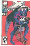X-Factor - Marvel comics - # 58 Sept. 1990
