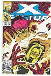 X-Factor - Marvel comics - # 82  Sept. 1992