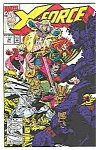 X-Force - Marvel comics - # 14  Sept. 1992