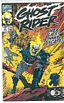 Ghost Rider - Marvel comics -  # 11 Mach 1991
