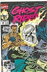 Ghost Rider - Marvel comics -   # 20  Dec. 1991