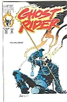 Ghost Rider - Marvelcomics - # 21 Jan. 1992