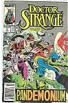 Click here to enlarge image and see more about item J2174: Doctor Strange -Marvel comics - # 3  March 1989