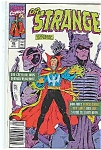 Click here to enlarge image and see more about item J2177: Dr. Strange - Marvel comics - # 25 Jan. 1991