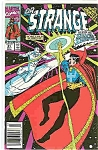 Click here to enlarge image and see more about item J2182: Dr. Strange - Marvel comics - # 3l July 1991