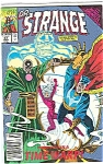 Click here to enlarge image and see more about item J2184: Dr. Strange - Marvel comics - # 33 Sept. 1991