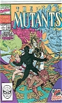 Click here to enlarge image and see more about item J2192: NEW MUTANTS: SUMMER SPECIAL (1990) Marvel Comics