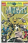 Click here to enlarge image and see more about item J2194: The New Mutants - Marvel comics - # 7   1991