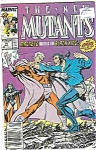 The New Mutants-Marvel comics - # 75  May 1989