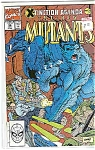 Click here to enlarge image and see more about item J2200: The New Mutants - Marvel comics - # 96 Dec. 1990