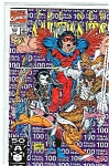 Click here to enlarge image and see more about item J2203: The New Mutants - Marvel comics - # 100 April 1991