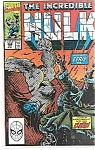 The  Hulk - Marvel comics - # 368 April 1990