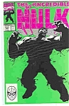 The Hulk - Marvel comics - # 377 Jan.  1991