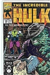 The Hulk  - Marvel comics - # 383 July 1991
