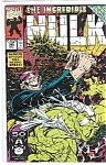 The Hulk - marvel comics - #385 - Sept. 1991