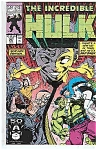 The Hulk - Marvel comics - # 387 - Nov. 1991