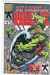 The Hulk - Marvel comics - # 392   April 1992