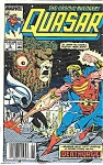 Quasar - Marvel comics - # 2 Nov.  1989