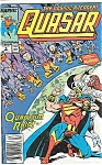 Quasar - Marvel comics - # 4  Dec. 1989