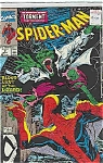 Click here to enlarge image and see more about item J2247: Spiderman - Marvel comics =# 2 Sept. 1990