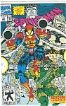 Click here to enlarge image and see more about item J2261: Spiderman - Marvel comics - # 20 March 1992