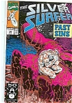 Click here to enlarge image and see more about item J2264: The Silver Surfer - Marvel comics - # 48 April 1991