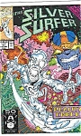 Silver Surfer - Marvel comics - # 57 Oct. 1991
