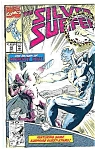 Silver Surfer - Marvel comics --# 60 Dec. 1991
