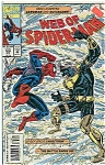 Click here to enlarge image and see more about item J2284: Spiderman - Marvel comics -# 108  Jan. 1994