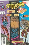 Click here to enlarge image and see more about item J2293: Spiderman - Marvel comics - # 120  Jan. 1995