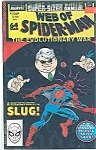 Spiderman - Marvel comics - # 4   1988 - Annual