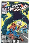 Spiderman - marvel comics - #39  June 1988
