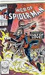 Spiderman - Marvel comics -  # 41  Aug. 1988