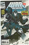 Click here to enlarge image and see more about item J2314: War Machine - Marvel comics  # 4 June 1994