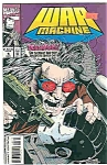 War Machine - Marvel comics - # 5  August 1994