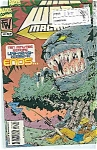 War Machine - marvel comics - # 18 Sept. 1995