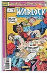 Warlock chronicles - Marvel comics - # 6 Dec. 1993