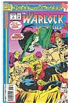 Click here to enlarge image and see more about item J2328: Warlock chronicles- Marvel comics - # 7 Jan. 1994