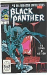 Click here to enlarge image and see more about item J2338: Black Panther - marvel comics - # 3 Sept. 1988